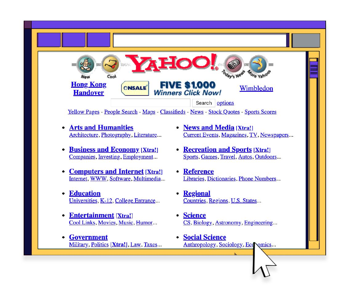 The World Wide Web turns 30: our favorite memories from A to Z - The