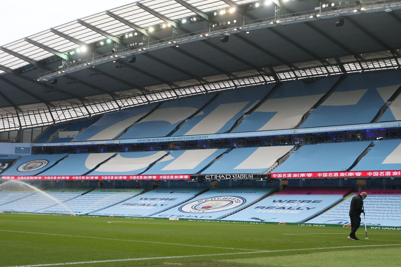 UEFA confirm return leg between City and Real Madrid will be played in Manchester