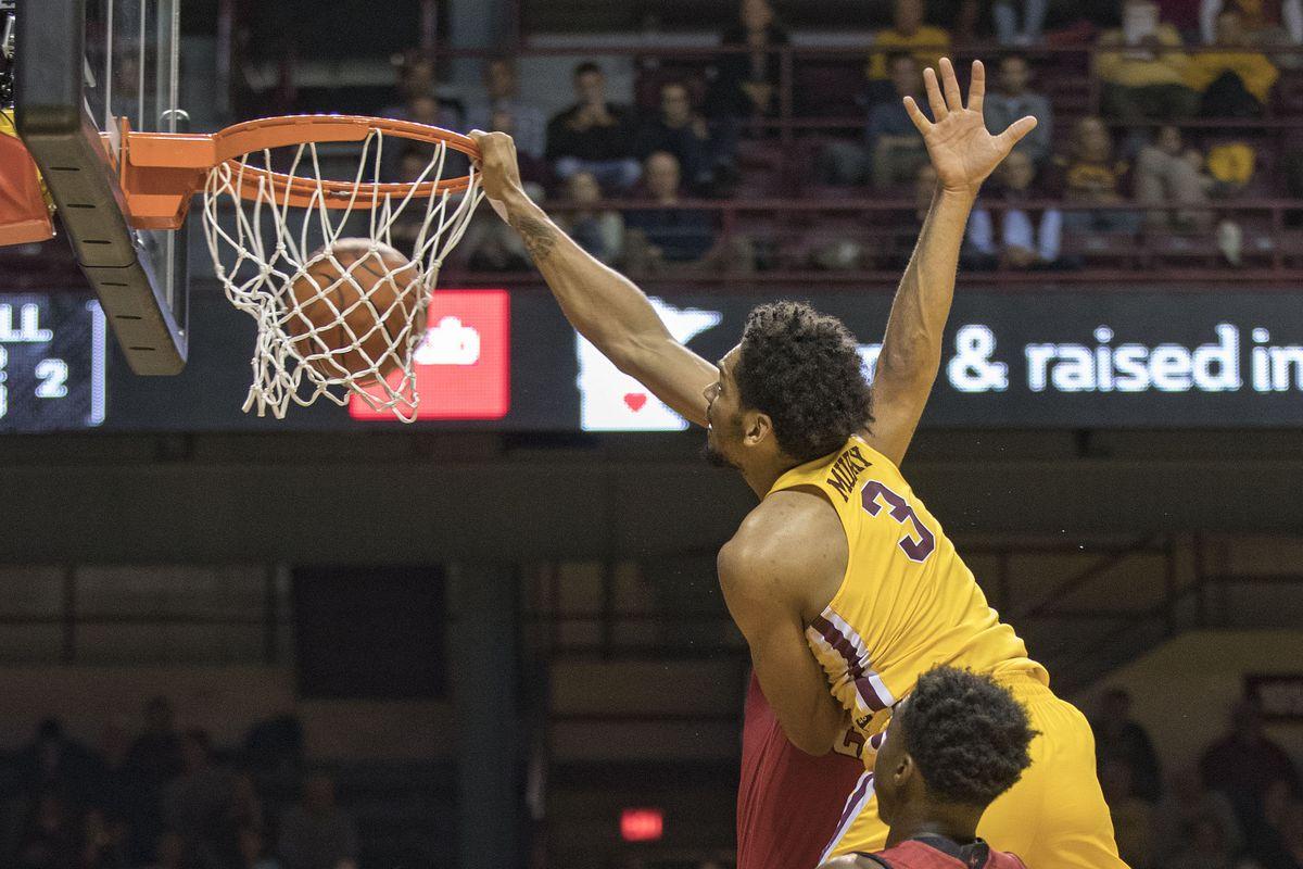 NCAA Basketball: Louisiana-Lafayette at Minnesota