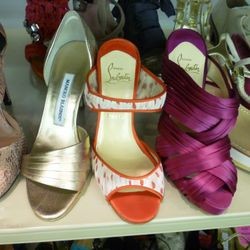 Pretty Manolos and Loubies