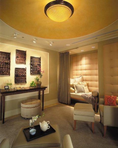 Spa Massage Room Decor