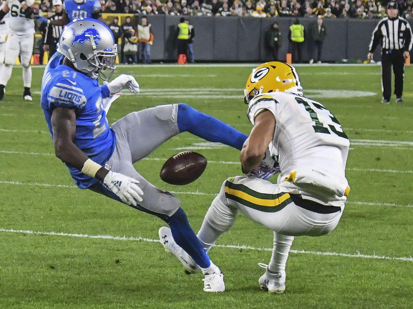Nfl Week 2 Picks Detroit Lions Vs Green Bay Packers Score Predictions Pride Of Detroit