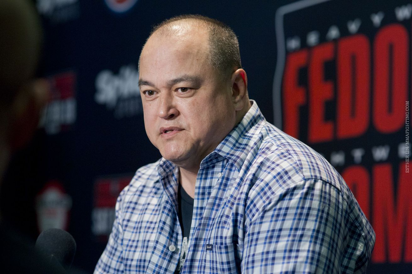 Morning Report: Scott Coker calls Bellator NYC 'the best MMA offering this year'