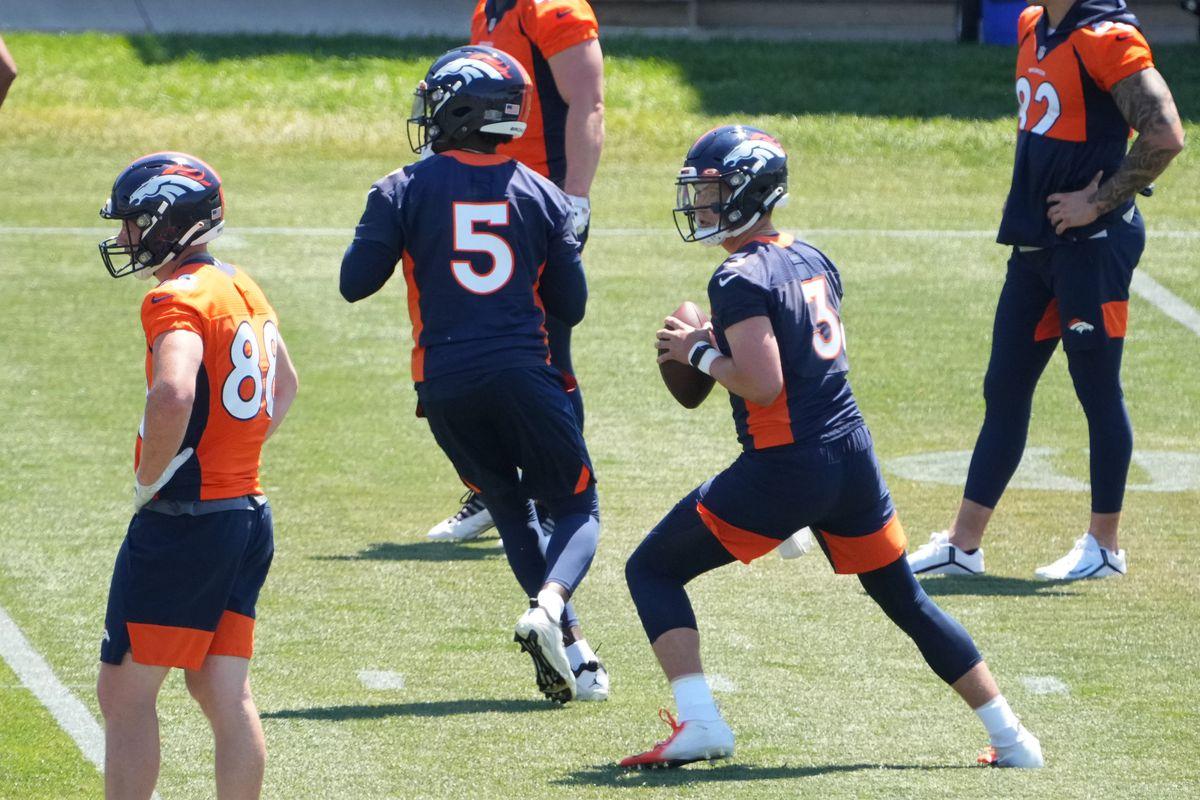 NFL: Denver Broncos Minicamp