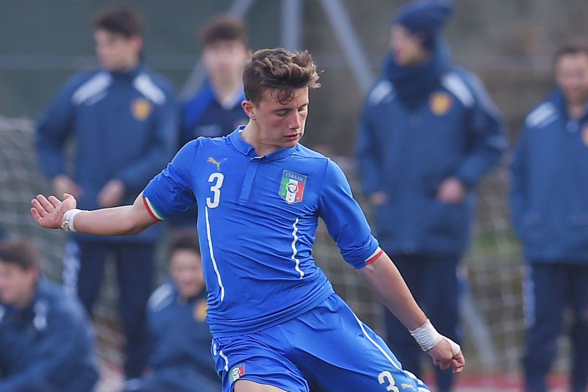 U16 Italy v U16 Germany  - International Friendly