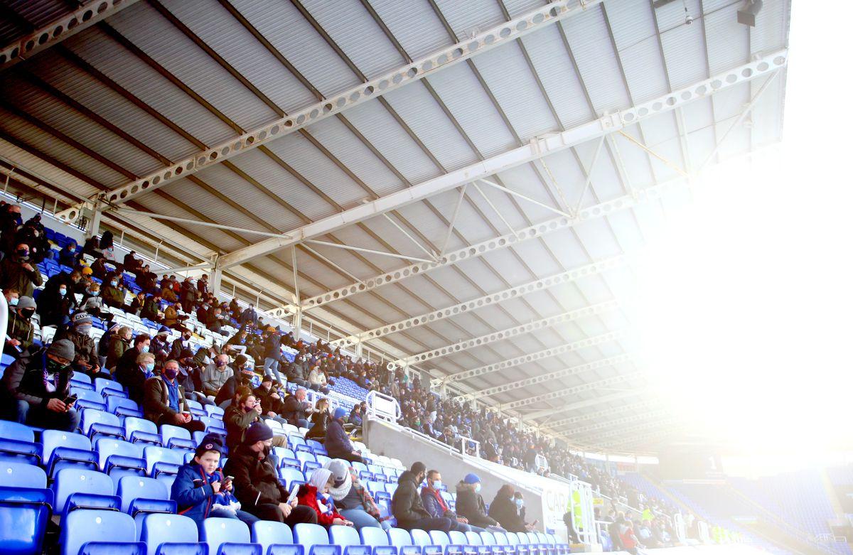 Reading v Nottingham Forest - Sky Bet Championship