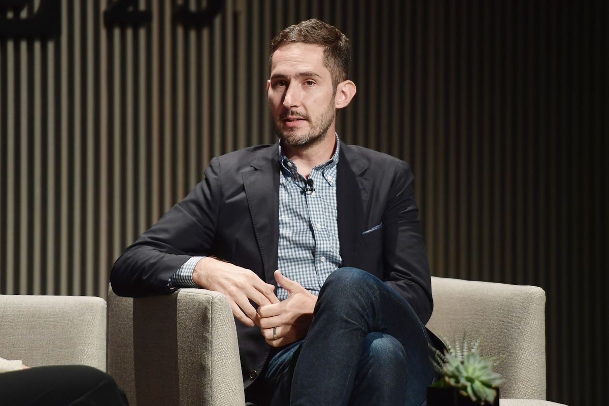 Kevin Systrom on quitting Instagram: 'No one ever leaves a