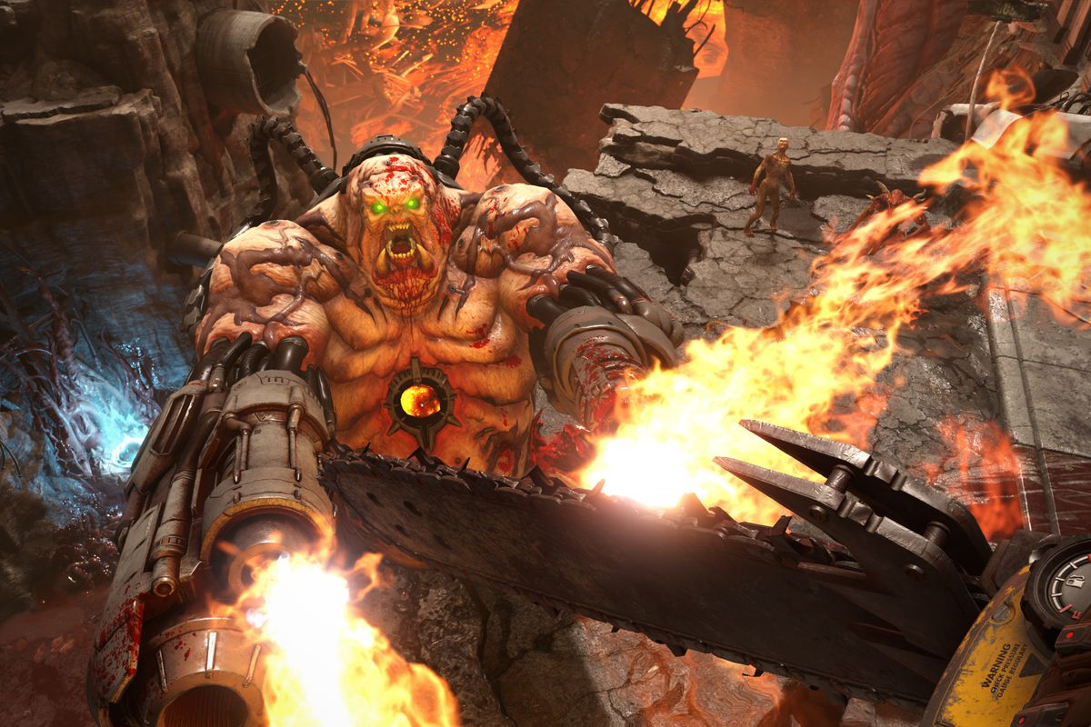 Bethesda Games 2020.Doom Eternal Delayed To March 2020 Polygon