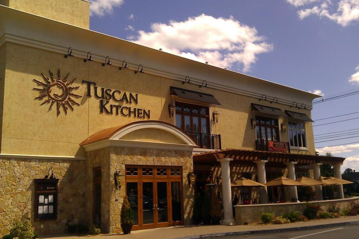 Tuscan Kitchen Opens In Portsmouth Eater Boston