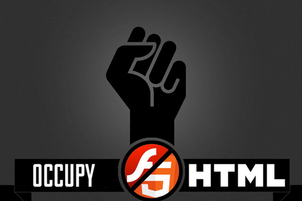 occupy html