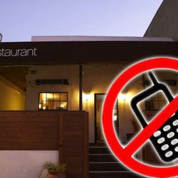 """<a href=""""http://eater.com/archives/2012/08/16/la-restaurant-pays-diners-to-put-cell-phones-away.php"""">LA Restaurant Pays Diners to Put Cell Phones Away</a>"""