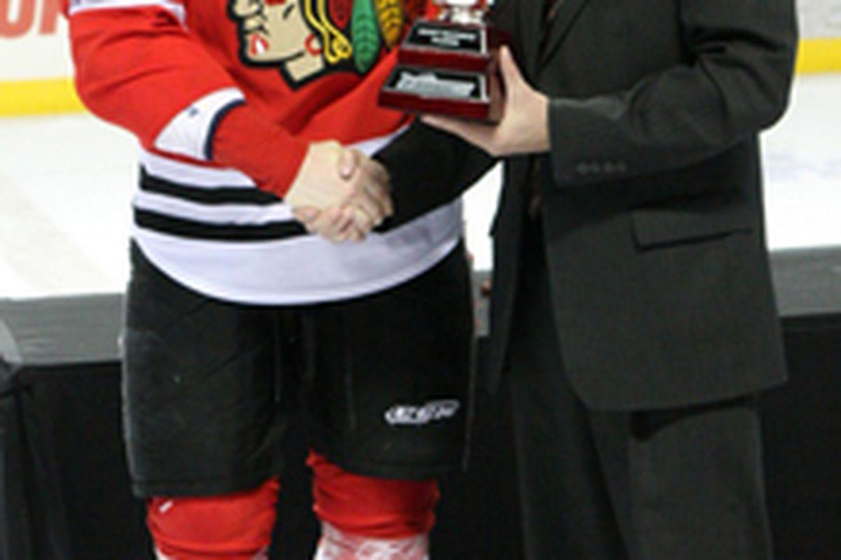 Ryan Johansen Wins WHL Western Conference Finals MVP - Photo by Gary Peterson via http://www.whl.ca
