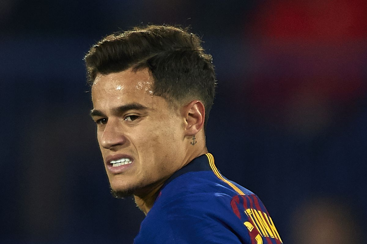 c05c7246de3 Rumor Mongering  Barcelona Reportedly Want £130 Million for Coutinho ...