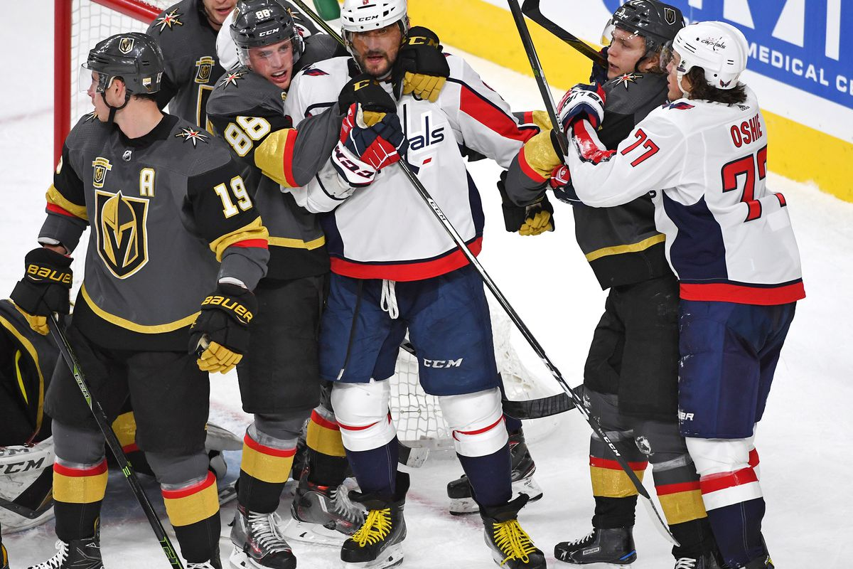 783cbf0ba Capitals   Golden Knights Game 1 Game Thread - Japers  Rink