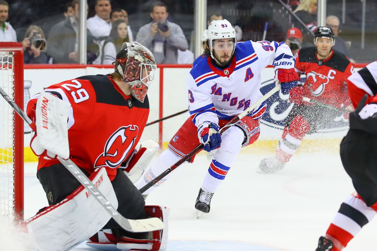 new styles 6e633 dd92a Open Game Thread: New York Rangers vs New Jersey Devils ...