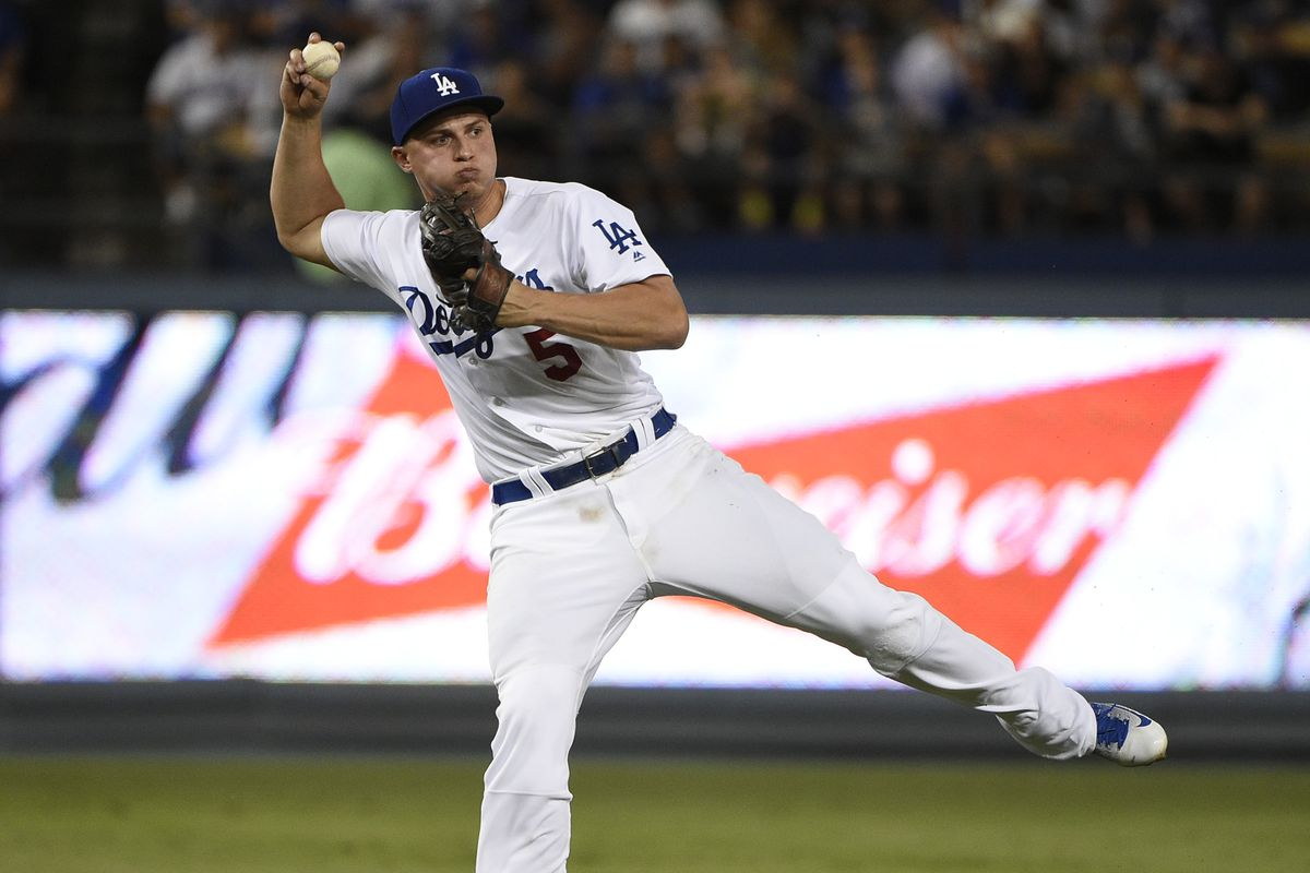 Corey Seager is good
