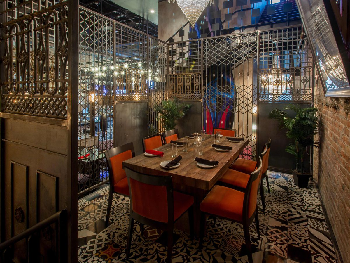 14 Great Private Dining Spaces At Chicago Restaurants Mapped Eater Chicago