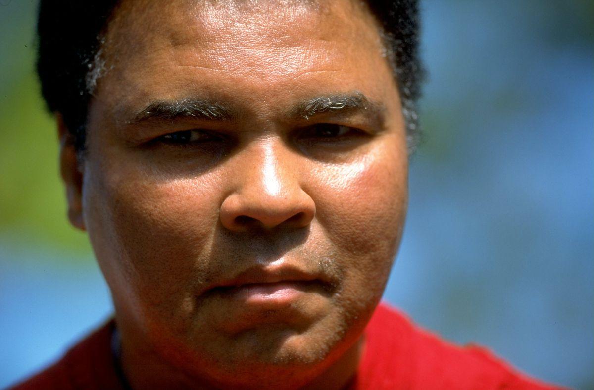 Muhammad Ali of the USA