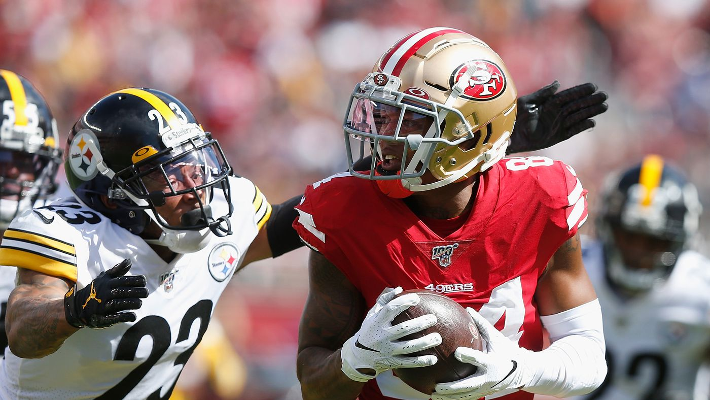 49ers vs. Steelers 2019: Fourth quarter score updates