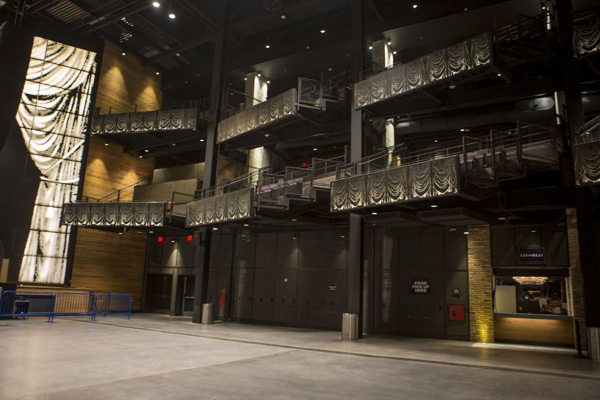 The Anthem Inside The Wharf S New Music Venue Curbed Dc