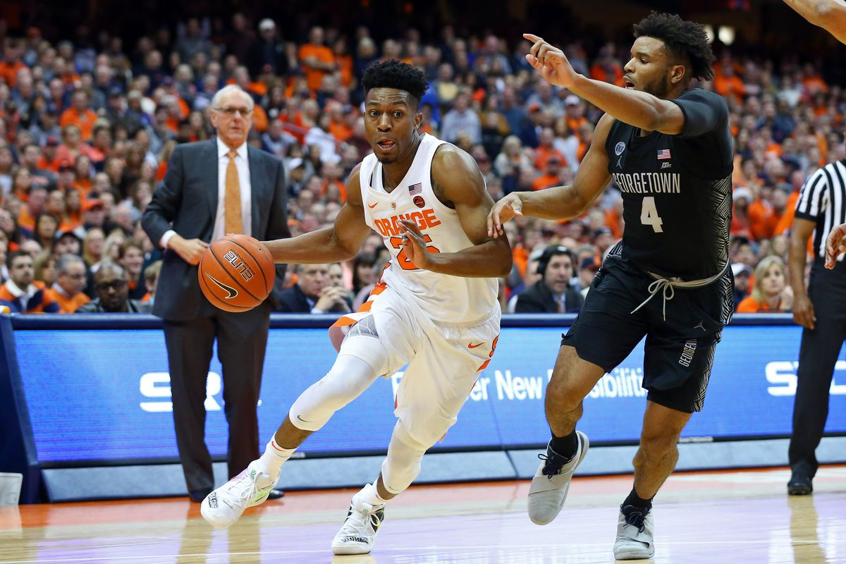 Taco Time Tyus Battle Gets Syracuse Basketball Fans Free