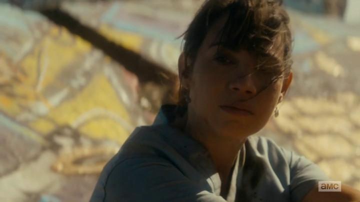 Liza dies on Fear the Walking Dead.