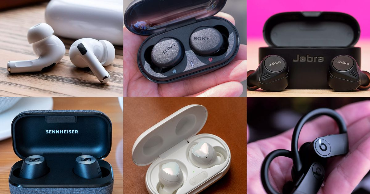 The Best Wireless Earbuds To Buy In 2020 The Verge