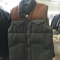 Vest, $60