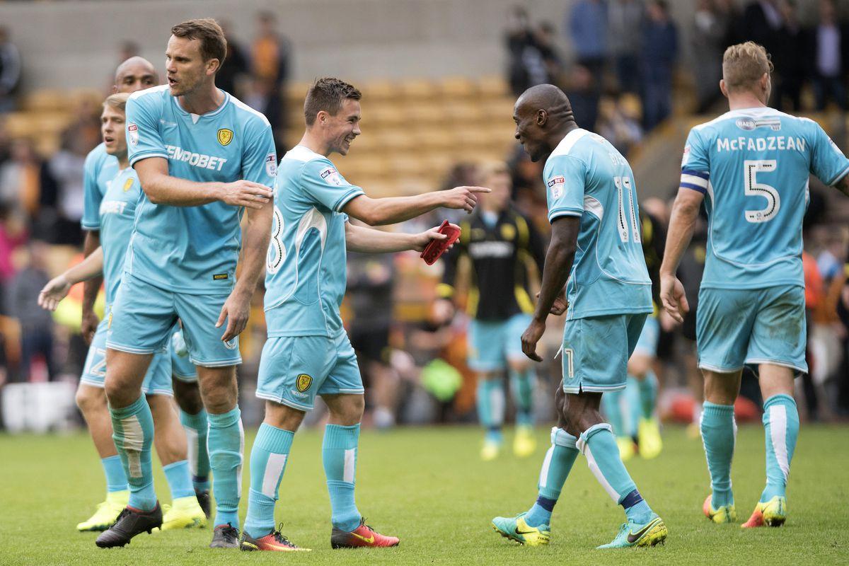 Wolverhampton v Burton Albion - Sky Bet Championship