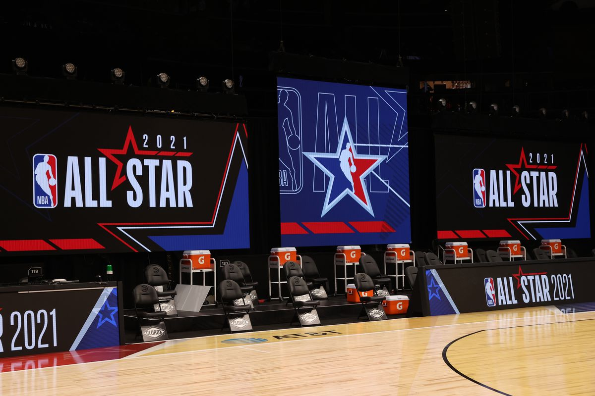 2021 NBA All-Star Game: How to watch, updated rosters, TV schedule - Silver  Screen and Roll