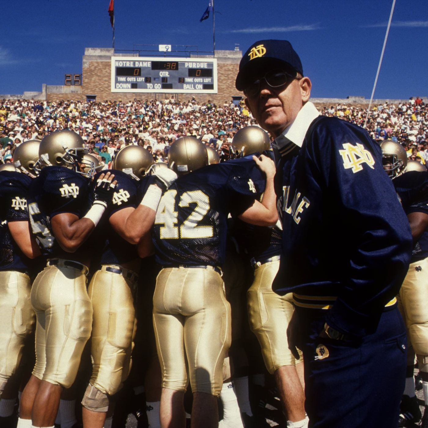 The 1988 College Football Season Would Have Been A Playoff