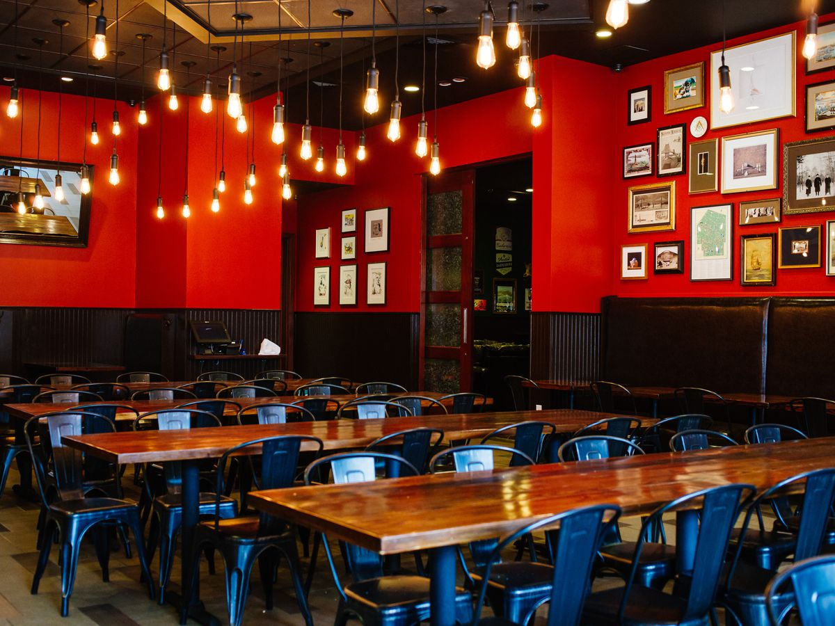 The restaurant at union fare a sprawling complex in union square in - Dale Talde Sued For 3 5m By Brooklyn Business Partners Atlantic Social S Owners Claim The Chef S Restaurant Group Had A Fraudulent Scheme