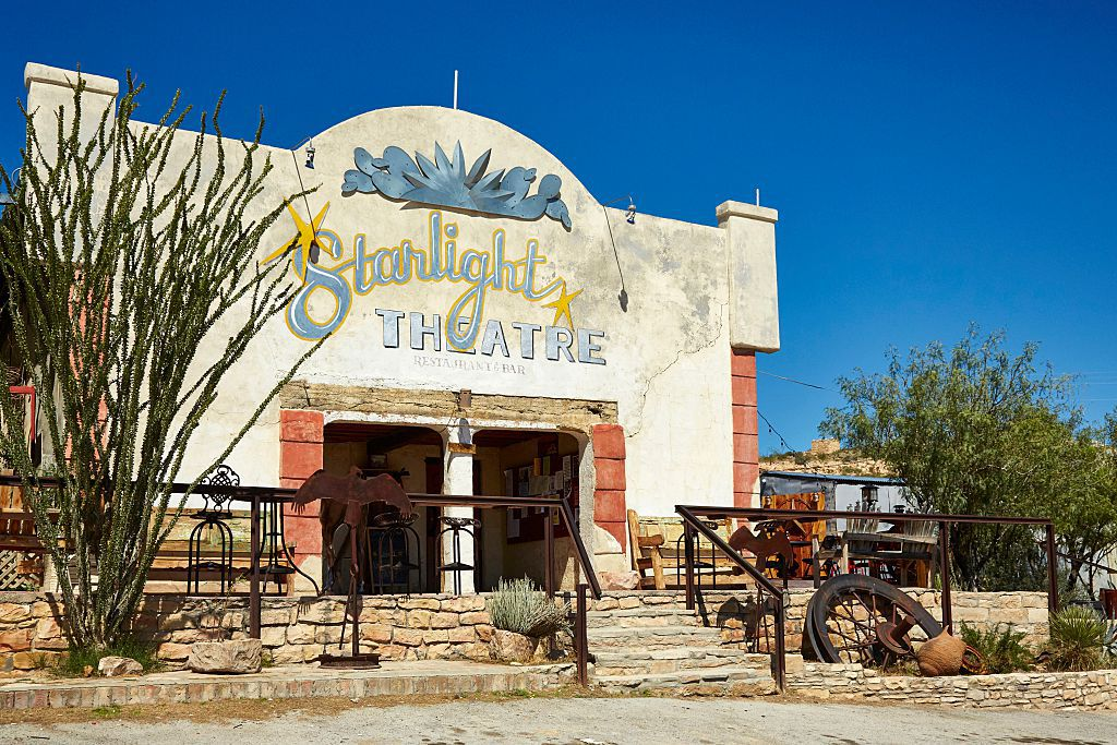 exterior of the Starlight Theater.
