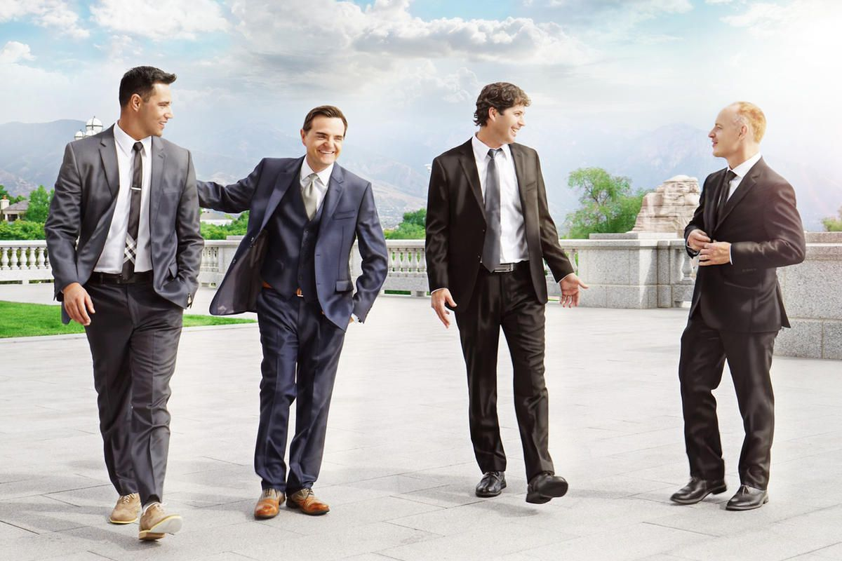 The Piano Guys, all members of The Church of Jesus Christ of Latter-day Saints, will perform during the inauguration festivities this week.