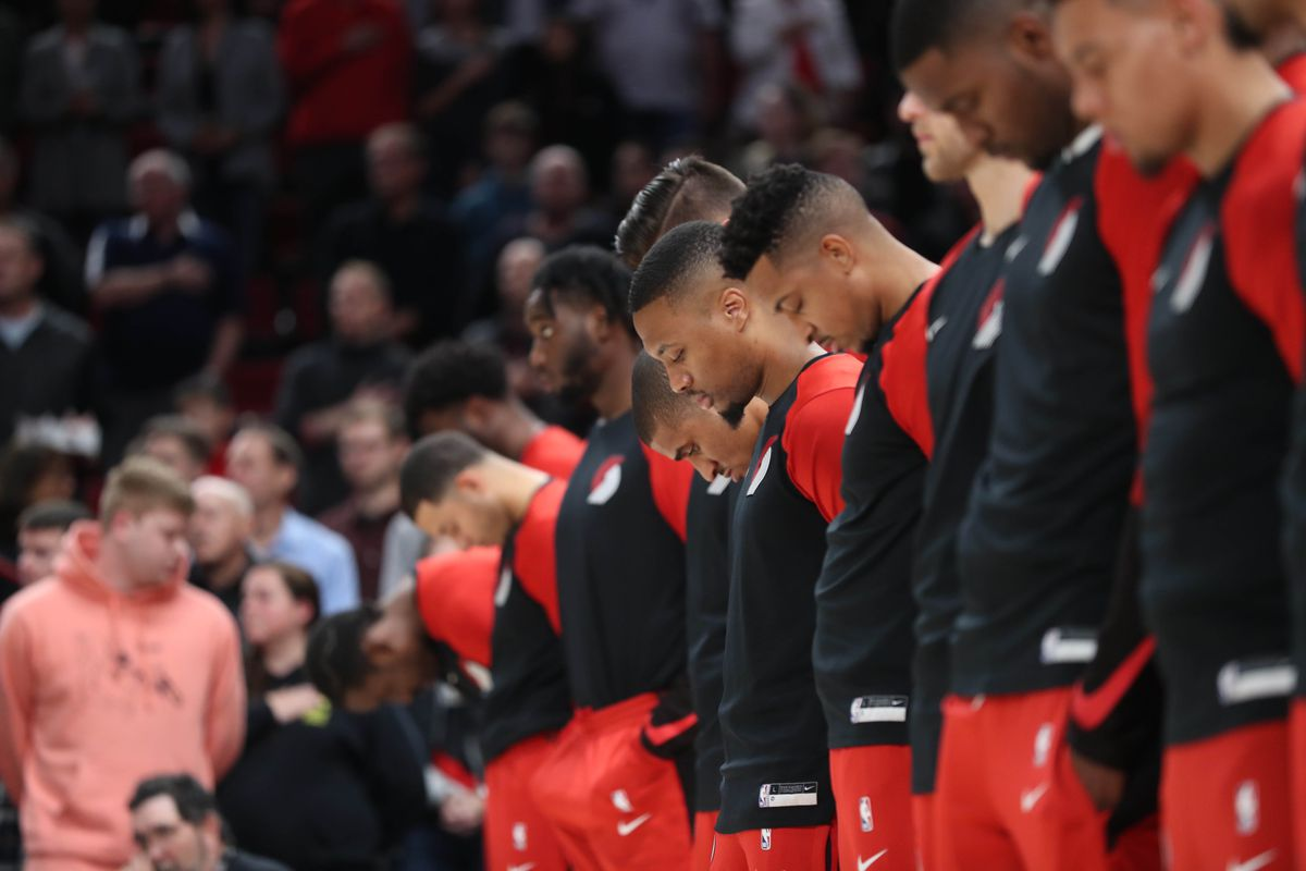 NBA Preview  Portland Trail Blazers gunning for redemption against New  Orleans Pelicans a892d6ecd30
