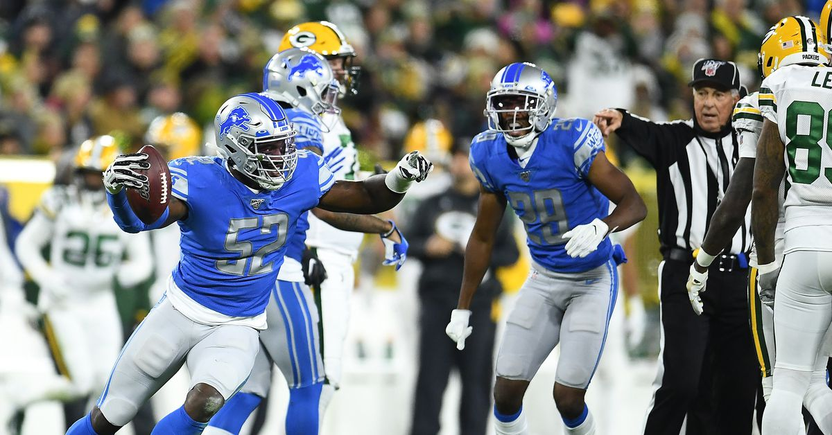 Bad officiating could cost the Lions and Browns a playoff spot