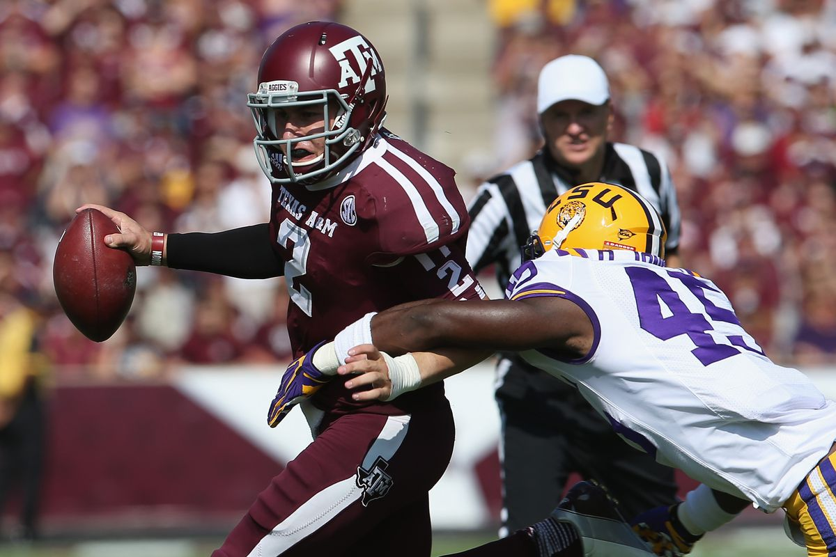 LSU vs. Texas A&M 2012 final score: Tigers survive another ...