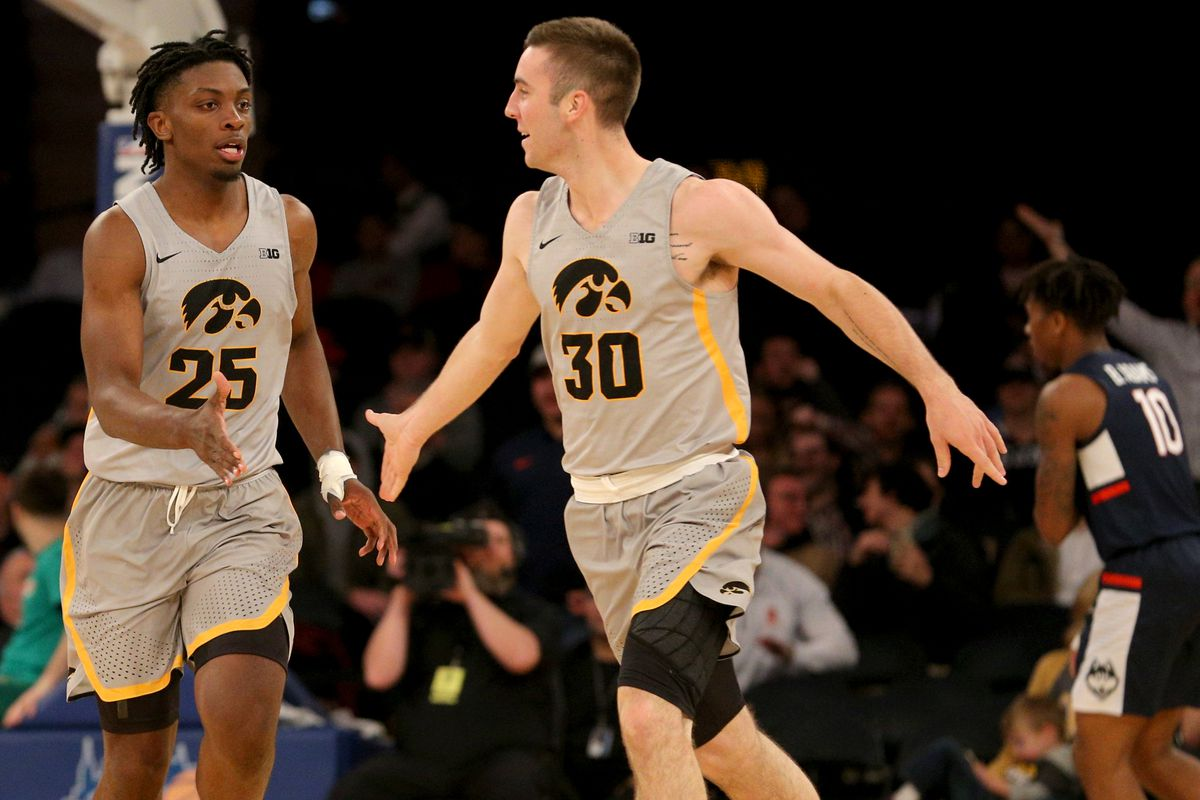 NCAA Basketball: Empire Classic-Connecticut vs Iowa