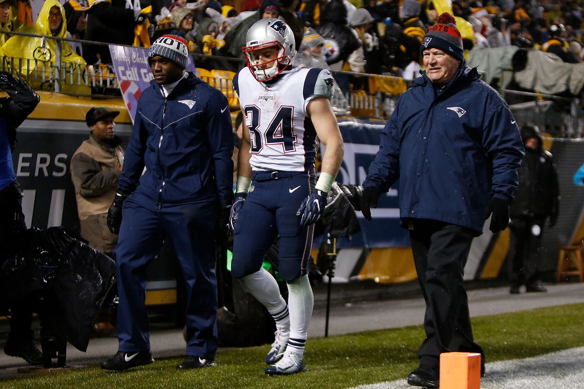 Image result for rex burkhead injury