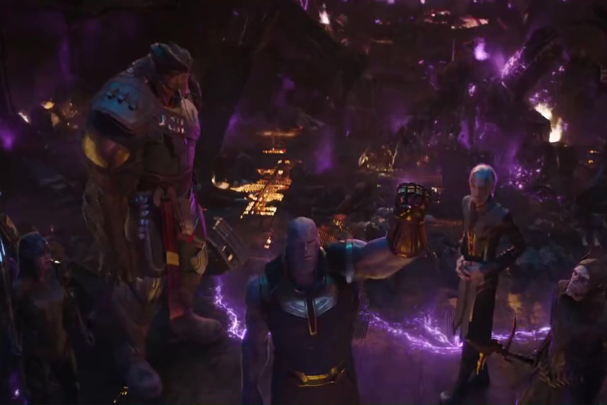 Avengers: Infinity War — Who are the Children of Thanos? - Polygon
