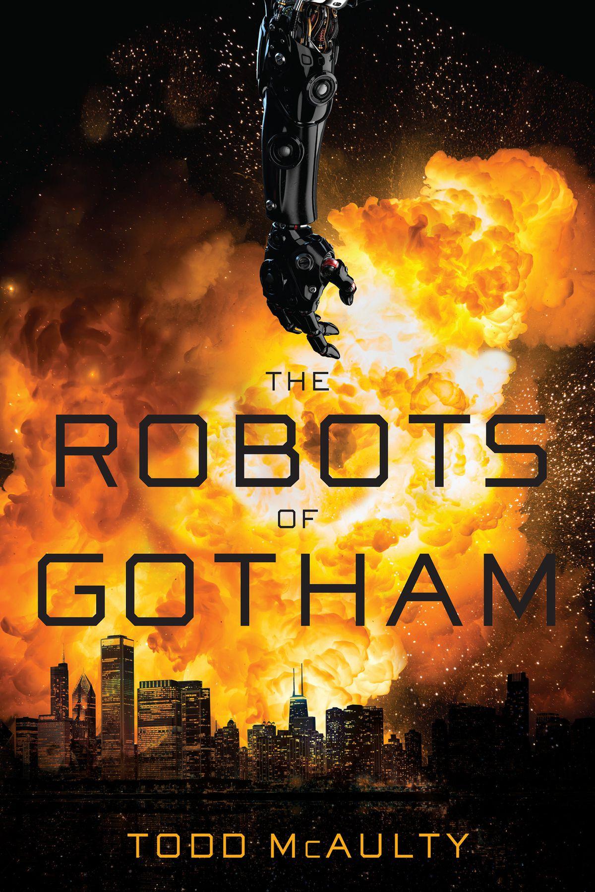 robots books gotham sci fi fiction science fantasy read todd future adult june plague child had series salt line horror