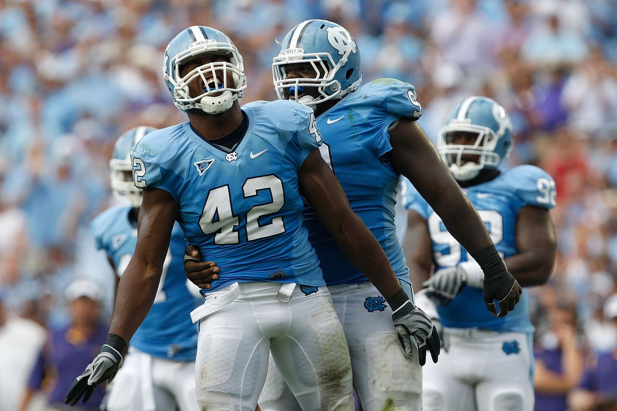 All Time Football Top 25 Countdown No 16 Robert Quinn Tar Heel
