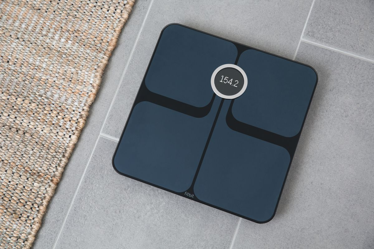 A Smart the aria 2 updates fitbit's smart scale with a new design and