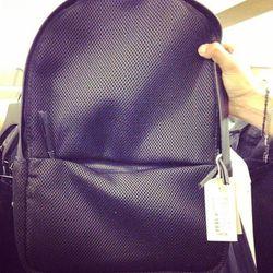 Men's backpack, $135