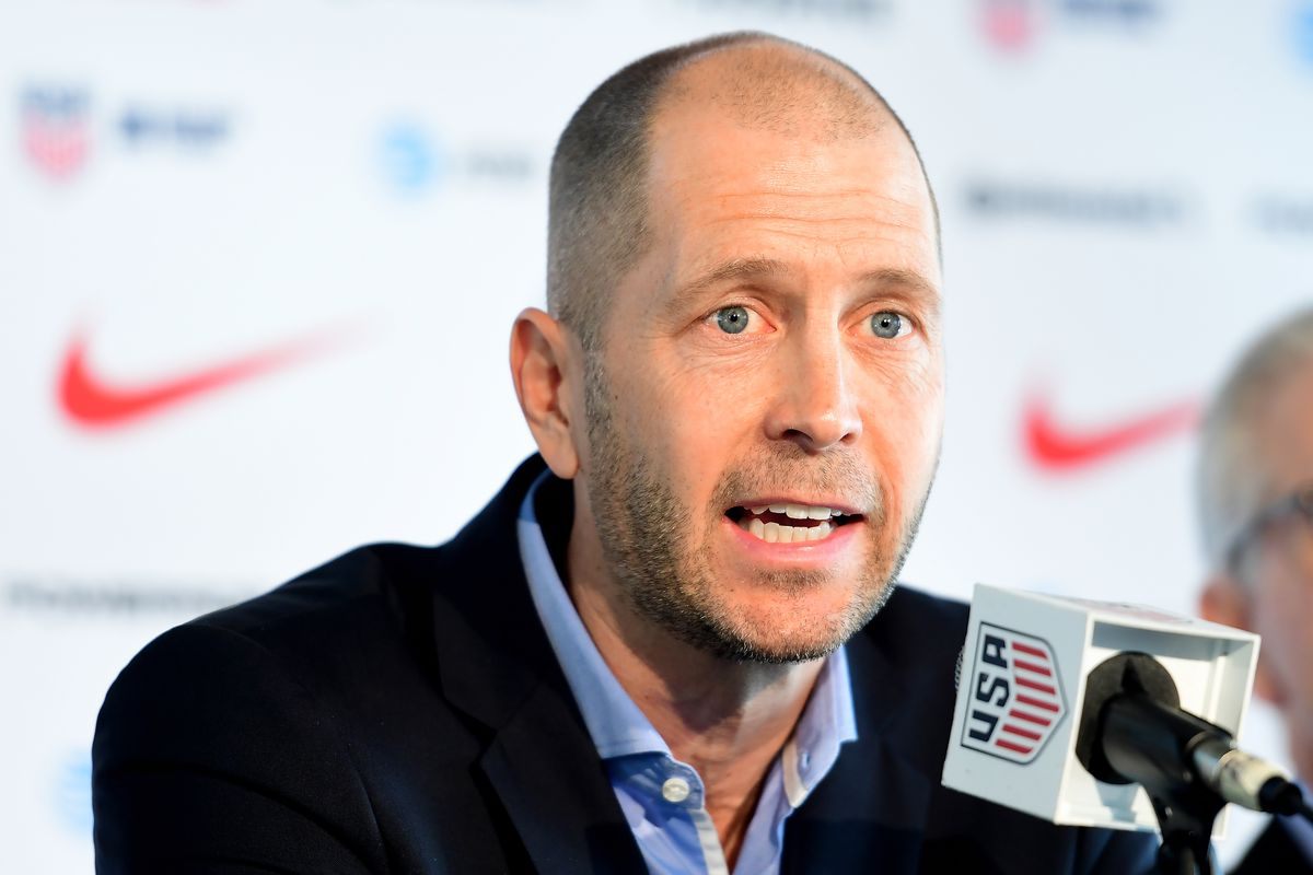 United States Men's Soccer Introduces Gregg Berhalter