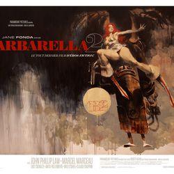 Barbarella 2 by Ashley Wood