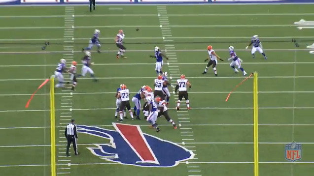 Week 13 Offense (19) - Manziel to Dray