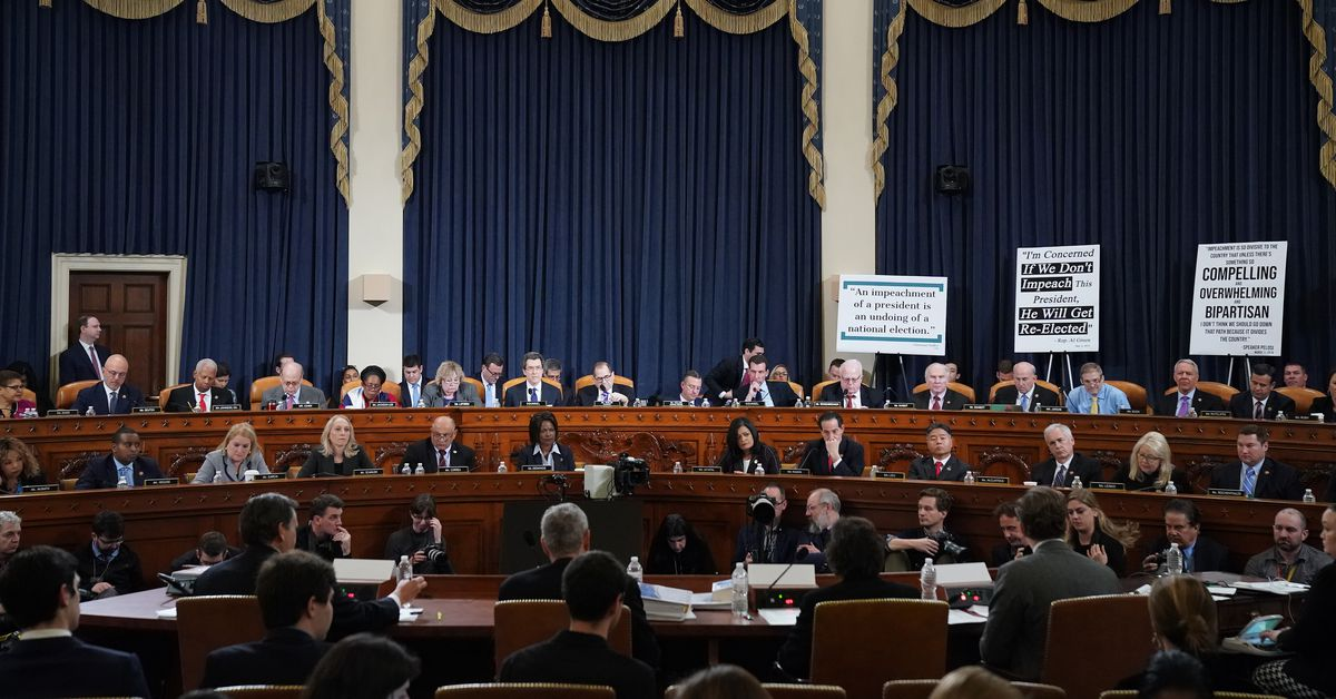 How to watch the House Judiciary Committee impeachment...