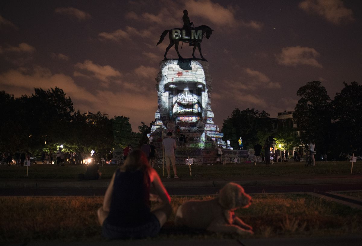 Monument Avenue is Richmond's racist row. Will tearing it down redeem a city?