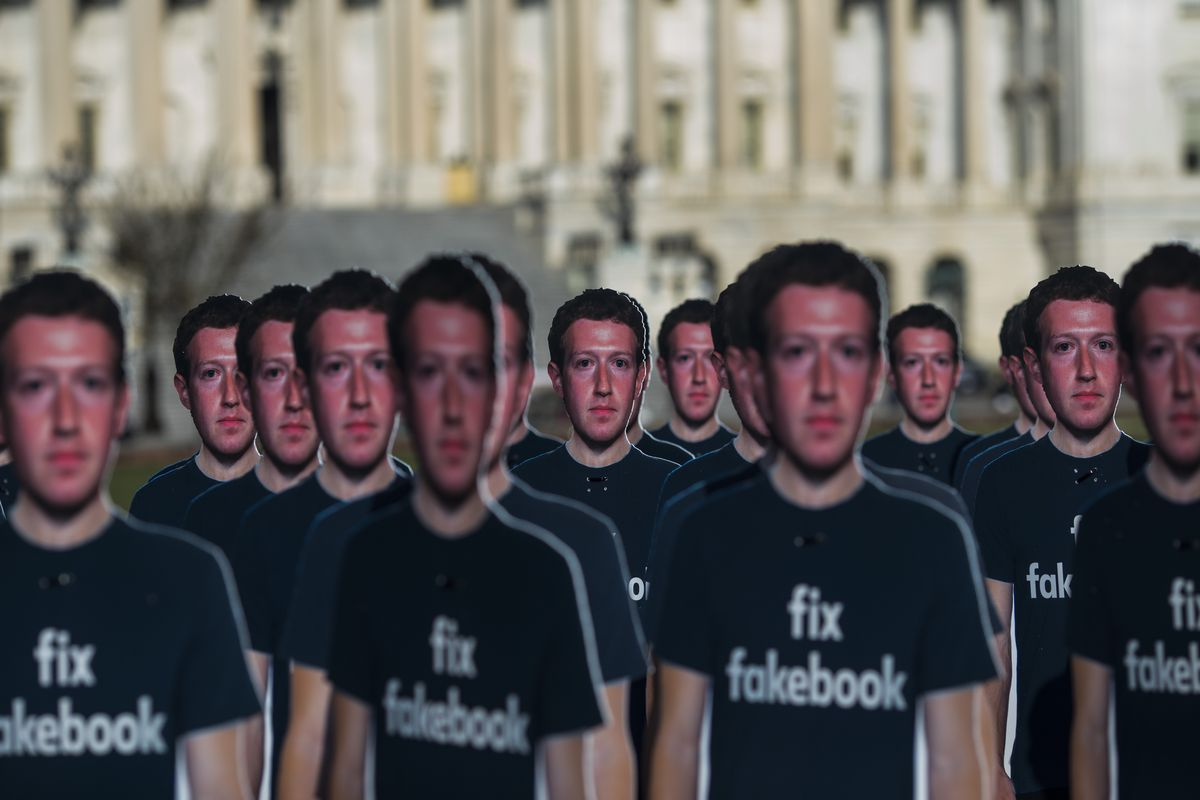 Activists Call On Facebook To Increase Measures Against Disinformation On The Platform